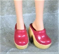 Platform/Wedge Clogs/Mules